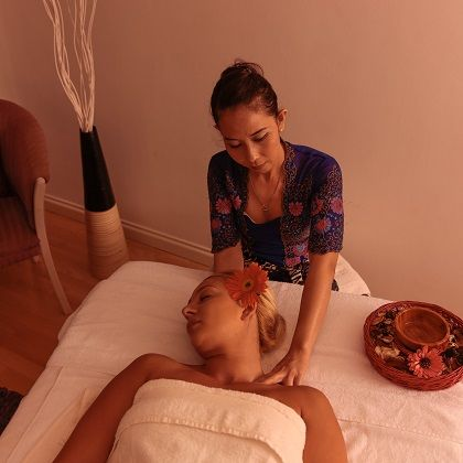 Massage in Bucharest with Balinese Therapists