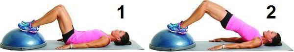 Top 10 exercitii anticelulita